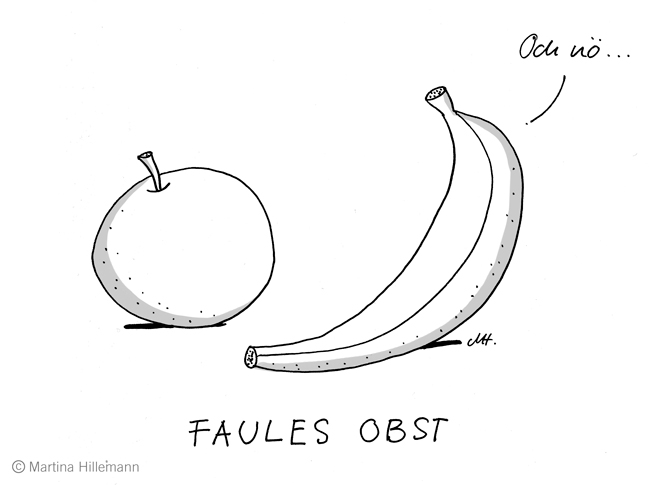 Faules Obst